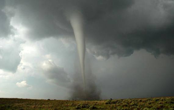 Image of a Tornado