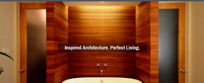 Fifth Dimension Architecture Website image