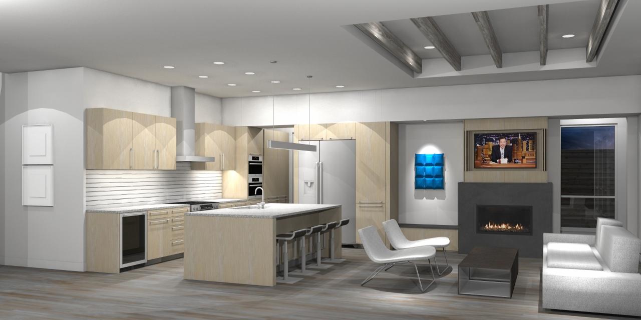 Valley Ridge Kitchen-1 Image